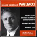 Leoncavallo: I Pagliacci (1934) / Vincenzo Bellezza(cond), Metropolitan Opera Orchestra, Giovanni Martinelli(T), Queena Mario(S), Lawrence Tibbett(Br), etc