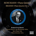 Schumann/Brahms:Great Chamber Music Recordings:Schumann:Piano Quintet/Brahms:Brahms:Piano Quartet No.2:Clifford Curzon