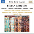 Colgrass: Urban Requiem; Lindroth: Spin Cycle; Saint-Saens: Introduction et Rondo Capriccioso in A minor Op. 28; Whitacre: October, etc / Stephen L.Gage(cond), Youngstown State University Symphonic Wind Ensemble, etc