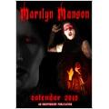 2010 Calendar Marilyn Manson