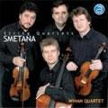 Smetana: String Quartets Nos. 1, 2 / Wihan Quartet