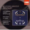 Mozart: Flute Concerto No.1, No.2, Concerto for Flute & Harp / Marcel Moyse(fl), Lily Laskine(hp), Eugene Bigot(cond), Piero Coppola(cond), Orchestra