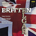 BRITTEN:YOUNG PERSON'S GUIDE TO THE ORCHESTRA OP.34/ELGAR:ENIGMA VARIATION OP.36/ETC :PAAVO JARVI(cond)/CINCINNATI SYMPHONY ORCHESTRA