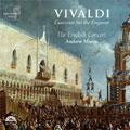 Vivaldi: Concertos for the Emperor / Manze, English Concert