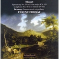 Mozart: Symphony No.39, No.40; Debussy: Danse Sacree et Danse Profane / Ferenc Fricsay