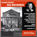 Wagner: Das Rheingold (1957) / Hans Knappertsbusch(cond), Bayreuth Festival Orchestra & Chorus, Hans Hotter(Bs-Br), etc