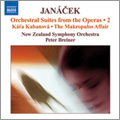 Janacek: Orchestral Suites from the Operas Vol.2 / Peter Breiner, New Zealand Symphony Orchestra