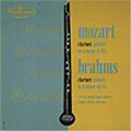 ウエストミンスター 室内楽名盤シリーズ::モーツァルト&ブラームス:クラリネット五重奏曲