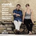 Vivaldi : Concertos for 2 Violins -RV.509, RV.511, RV.514, RV.516, RV.523, RV.524 (10/2007) / Viktoria Mullova(vn), Giuliano Carmignola(vn), Andrea Marcon(cond), Venice Baroque Orchestra