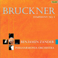 Bruckner: Symphony No.5 (HB/+Bonus CD) / Benjamin Zander(cond), Philharmonia Orchestra