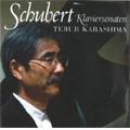 シューベルト: ピアノ・ソナタ集 -D.664 Op.120, D.784 Op.143, 遺作のソナタ D.960 (7/29-31/2005) / 辛島輝治(p)