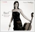 J.S.Bach: Suite for Cello BWV.1007-BWV.1012 / Tatjana Vassilieva(vc)