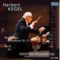 ヘルベルト・ケーゲル/Beethoven : Symphony no 5, Bach : Air on G String / Kegel, Dresden PO [ALT56]
