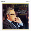 CREST 1000 258::モーツァルト:ピアノ協奏曲 第20番 ニ短調 K.466/第21番 ハ長調 K.467