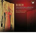 Biber:The Mystery Sonatas :No.1-No.15:Walter Reiter(vn)/Ensemble Cordaria