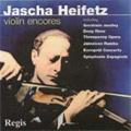Jascha Heifetz -Violin Encores / Jascha Heifetz, Alfred Wallenstein, LAPO, William Steinberg, RCA Victor SO, etc