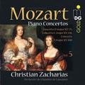 Mozart: Piano Concertos Vol.5 - No.8, No.5, No.23 / Christian Zacharias, Orchestre de Chambre de Lausanne