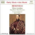 Benevolo: Missa Azzolina, etc / Niquet, Le Concert Spirituel