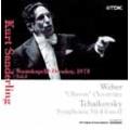Tchaikovsky: Symphony No.4; Weber: Oberon overture