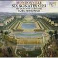 Mondonville: Six Sonates Op.3 / Marc Minkowski, Les Musiciens du Louvre