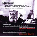 "Shostakovich: Symphony No.14 ""Lyrics For Death"", Chamber Symphony Op.110A / Rudolf Barshai, Moscow Chamber Orchestra, etc"
