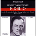 Beethoven: Fidelio (11/28/1955) / Vittorio Gui(cond), Rome RAI SO & Chorus, Dorothy Dow(S), Amedeo Berdini(T), etc