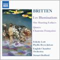 Britten: Les Illuminations, Our Hunting Fathers, Quatre Chansons Francaises