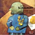 """Czech """"Degenerate Music"""" Vol 4 - Schulhoff: Chamber Music"""