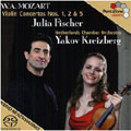 Mozart: Violin Concertos No.1 K.207, No.2 K.211, No.5 K.219