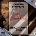 Haydn: 9 Piano Trios / Beaux Arts Trio