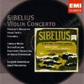 カミラ・ウィックス/Sibelius: Violin Concerto, Pohjola's Daughter, Valset Triste, Finlandia / Camilla Wicks(vn), Sixten Ehrling(cond), Stockholm Radio Symphony Orchestra, John Barbirolli(cond), Halle Orchestra [EKCD0731]