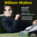 William Walton -Legendary Recordings: Facade, Scenes from Henry V, Orb and Sceptre Coronation March (1944, 1954)