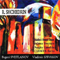 "SHCHEDRIN:ORCHESTRAL WORKS:MAIDEN'S ROUND DANCE FROM ""LITTLE HUMPBACKED HORSE""/CARMEN SUITE/ETC:E.SVETLANOV(cond)/USSR STATE SO/V.SPIVAKOV(cond)/MOSCOW VIRTUOSI/ARMENIAN CHAMBER PERCUSSION ENSEMBLE"