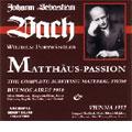 J.S.Bach: Matthaus-Passion (Excerpts)