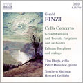 Finzi : Concerto For Cello / Griffiths