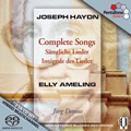 Haydn: Complete Songs - O Tuneful Voice Hob.XXVIa-42, The Mermaid's Song Hob.XXVIa-25, etc  / Elly Ameling, Jorg Demus