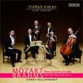 Mozart: Oboe Quartet K.370 (368b); Brahms: Clarinet Quintet Op.115 (10/23/2007) / Toppan Hall Ensemble