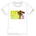 114 忌野清志郎 NO MUSIC, NO LIFE. T-shirt Type-A Sサイズ