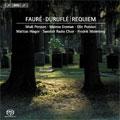 Durufle: Requiem; Faure: Requiem (Organ Version by Mattias Wager)