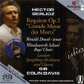 "Berlioz: Requiem Op.5 ""Grande Messe des Morts"" (1969)  / Colin Davis(cond), LSO & Chorus, Wandsworth School Boys' Choir, Ronald Dowd(T)"