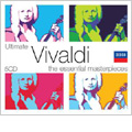 "Ultimate Vivaldi -Violin Concerto Op.8""The Four Seasons""/Concerto Op.3""L'estro Armonico""/etc"