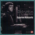 Scriabin:The Complete Dances -Valse op.1/Impromptu a la Mazur op.2-3/etc (1977):Cyprien Katsaris(p)