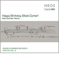 Happy Birthday, Elliott Carter!: Mosaic, Figment IV, Enchanted Preludes, Tempo e Tempi / Swiss Chamber Soloists
