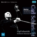 Mahler: Symphony No.2, Lieder Eines Fahrenden Gesellen / Carl Schuricht, Orchestre National de France, Eugenia Zareska, Edith Selig, ORTF Chorus