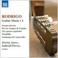 Rodrigo: Guitar Works Vol.1 - 3 piezas espanolas, Sonata giocosa / Jeremy Jouve(g), Judicael  Perroy(g)