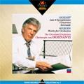 モーツァルト: 交響曲第35番-第36番, 第38番-第41番; ウェーベルン: パッサカリア Op.1, 他 (1990-93) / クリストフ・フォン・ドホナーニ指揮, クリーヴランド管弦楽団, 他<タワーレコード限定>