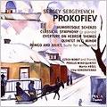 プロコフィエフ: ユーモラスなスケルツォOp.12~4本のFgのための、古典交響曲 Op.21、ユダヤ主題による序曲 Op.34、他