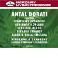 Antal Dorati Conducts - Stravinsky, Prokofiev, R.Strauss, Albeniz, Mussorgsky, etc