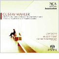 Mahler: Kindertotenlieder, Lieder eines Fahrenden Gesellen, etc / Klaus Mertens, Mutare Ensemble
