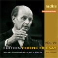 Mozart: Symphonies No.29 KV.201 (5/31/1955), No.39 KV.543 (5/3/1950), No.40 KV.550 (3/17/1952) / Ferenc Fricsay(cond), RIAS SO